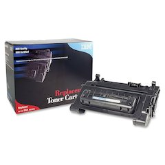Remanufactured Toner Cartridge Alternative For HP 90A (CE390A) - Laser - 10000 Page - 1 Each