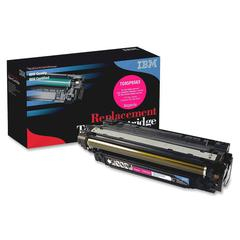 IBM Remanufactured Toner Cartridge - Alternative for HP 507A (CE403A) - Magenta - Laser - 6000 Pages - 1 Each