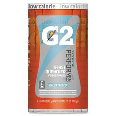 G2 Single Serve Powder - Powder - Glacier Freeze Flavor - 0.52 fl oz - 8 / Pack