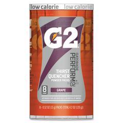 G2 Single Serve Powder - Powder - Grape Flavor - 0.52 fl oz - 8 / Pack