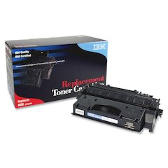 IBM Remanufactured Toner Cartridge - Alternative for HP 80X (CF280X) - Black - Laser - High Yield - 6900 Page - 1 Each