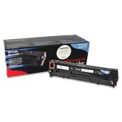 IBM Remanufactured Toner Cartridge - Alternative for HP 131A (CF210A) - Laser - 1600 Pages - Black - 1 Each