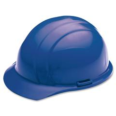 SKILCRAFT Cap Style Safety Helmet - Blue - Nylon, Polyethylene - Blue - 1 Each