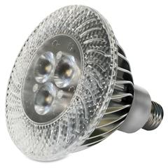 3M PAR-38 LED Advanced Light Bulb - 15 W - 110 V AC - Spot - PAR38 Size - Soft White Light Color - Screw Terminal Base - 50000 Hour - 4940.3°F (2726.8°C) Color Temperature - 82 CRI - Dimmable,