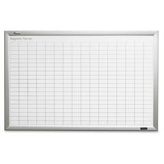 SKILCRAFT Quartet Magnetic Work/Plan Kits - 3 - Steel, Fiberboard, Mylar, Foil, Aluminum - Aluminum
