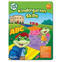 The Board Dudes Kindergarten Skills Activity Workbook Activity Printed Book - Book