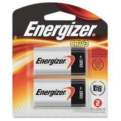 Energizer CRV 3-Volt Photo Lithium Battery - CRV3 - Lithium (Li) - 3 V DC - 48 / Carton