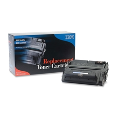 IBM Remanufactured Toner Cartridge Alternative For HP 38A (Q1338A) - Laser - 12000 Page - 1 Each
