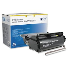 Elite Image Remanufactured High Yield Toner Cartridge Alternative For Lexmark Optra S (1382625) - Laser - 17600 Page - 1 Each