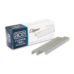 Advantus Undulated Staples - 210 Per Strip - Chisel Point - 5000 / Box