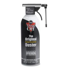 Falcon Dust-Off DPS Plus Cleaning Spray - For Desktop Computer, Tape Drive, Display Screen - Ozone-safe, Non-toxic, Non-flammable - 1 Each