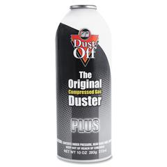 Falcon Dust-Off Plus Refill - Ozone-safe, Non-toxic - 1 Each