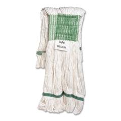 Genuine Joe Super Spread Medium Mop Head - Yarn
