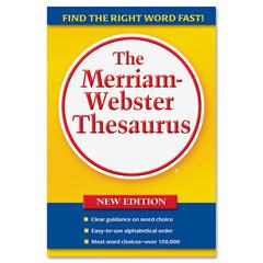 Paperback Thesaurus Dictionary Printed Book - 688 Pages