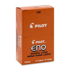 Pilot Neo-Xu Lead - 0.5 mm Point - Black - 12 / Tub