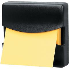 Fellowes Partition Additions™ Note Dispenser - Holds 100 Notes - Dark Graphite
