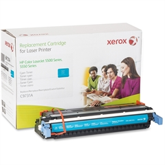 Xerox Remanufactured Toner Cartridge Alternative For HP 645A (C9731A) - Laser - 12000 Page - 1 Each