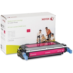 Xerox Remanufactured Toner Cartridge Alternative For HP 642A (CB403A) - Laser - 7500 Page - 1 Each