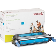 Xerox Remanufactured Toner Cartridge Alternative For HP 643A (Q5950A) - Laser - 10000 Page - 1 Each