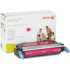 Xerox Remanufactured Toner Cartridge Alternative For HP 643A (Q5953A) - Laser - 10000 Page - 1 Each