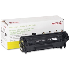 Xerox Remanufactured Toner Cartridge Alternative For HP 12A (Q2612A) - Laser - 2000 Page - 1 Each