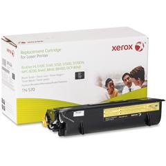 Xerox Remanufactured Toner Cartridge Alternative For Brother TN570 - Laser - 6700 Page - 1 Each