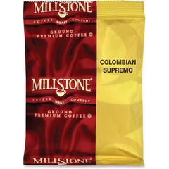 Colombian Supremo Coffee - Regular - Medium - 1.8 oz Per Bag - 24 / Carton