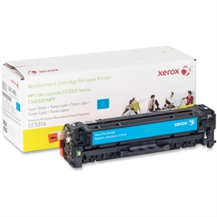 Xerox Remanufactured Toner Cartridge Alternative For HP 304A (CC531A) - Laser - 2800 Page - 1 Each