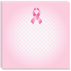 "Super Sticky Breast Cancer Awareness Notes, 3 in x 3 in, Pink - 225 x Pastel Pink - 3"" x 3"" - Square - 75 Sheets per Pad - Unruled - Pink - Paper - Self-adhesive, Repositionable - 3 Pa"