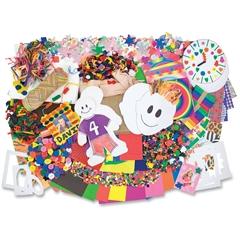 Roylco Big Box Art Materials - 1 Each - Assorted