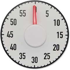 Ashley Magnetic Big Timer - 1 Hour - For Sports - White, Black