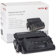 Xerox Remanufactured Toner Cartridge Alternative For HP 39A (Q1339A) - Laser - 18000 Page - 1 Each