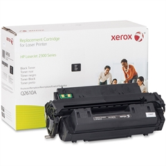 Xerox Remanufactured Toner Cartridge Alternative For HP 10A (Q2610A) - Laser - 6000 Page - 1 Each