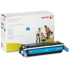 Xerox Remanufactured Toner Cartridge Alternative For HP 641A (C9721A) - Laser - 8000 Page - 1 Each