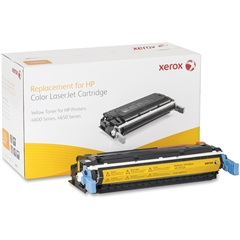 Xerox Remanufactured Toner Cartridge Alternative For HP 641A (C9722A) - Laser - 8000 Page - 1 Each