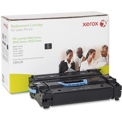 Xerox Remanufactured High Yield Toner Cartridge Alternative For HP 43X (C8543X) - Laser - 33000 Page - 1 Each