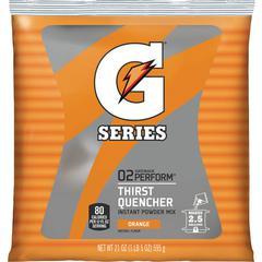Gatorade Thirst Quencher Powder Mix - Powder - Orange Flavor - 1.31 lb - 2.50 gal Maximum Yield - 1 / Pack
