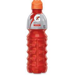 Gatorade Thirst Quencher Bottles - Ready-to-Drink - Fruit Punch Flavor - 24 fl oz (710 mL) - 24 / Carton