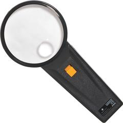 """Sparco Illuminated Magnifier - Magnifying Area 3"""" Diameter"""