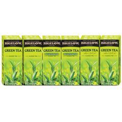 Bigelow Assorted Green Teas - Green Tea - Lemon - 168 / Carton