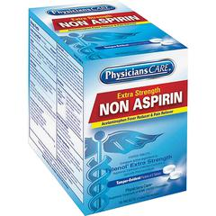 PhysiciansCare St. Vincent Acetaminophen Single Packets - For Fever, Pain - 50 / Box