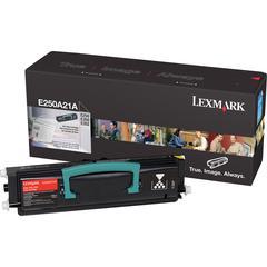 Lexmark Original Toner Cartridge - Laser - 3500 Pages - Black - 1 Each
