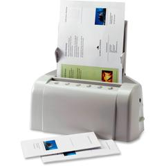 Sparco Tabletop Letter Folding Machine - Letter Fold - Putty