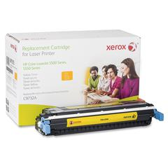 Xerox Remanufactured Toner Cartridge - Alternative for HP 645A (C9732A) - Yellow - Laser - 12000 Page - 1 Each