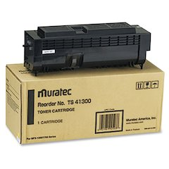 Muratec Black Toner Cartridge - Laser - 16000 Pages - 1 Each
