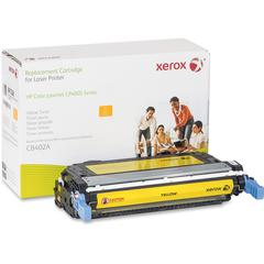 Xerox Remanufactured Toner Cartridge - Alternative for HP 642A (CB402A) - Yellow - Laser - 7500 Page - 1 Each