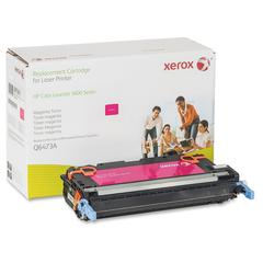 Xerox Remanufactured Toner Cartridge - Alternative for HP 502A (Q6473A) - Magenta - Laser - 4000 Pages - 1 Each