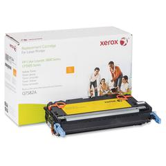 Xerox Remanufactured Toner Cartridge - Alternative for HP 503A (Q7582A) - Yellow - Laser - 6000 Pages - 1 Each