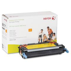 Xerox Remanufactured Toner Cartridge - Alternative for HP 502A (Q6472A) - Yellow - Laser - 4000 Pages - 1 Each