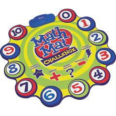 Learning Resources Math Mat Challenge Game - Mathematics